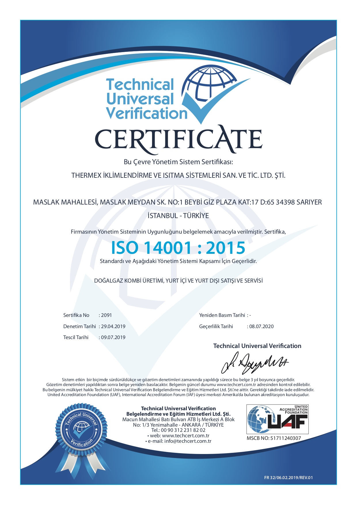 ISO-14001-TR