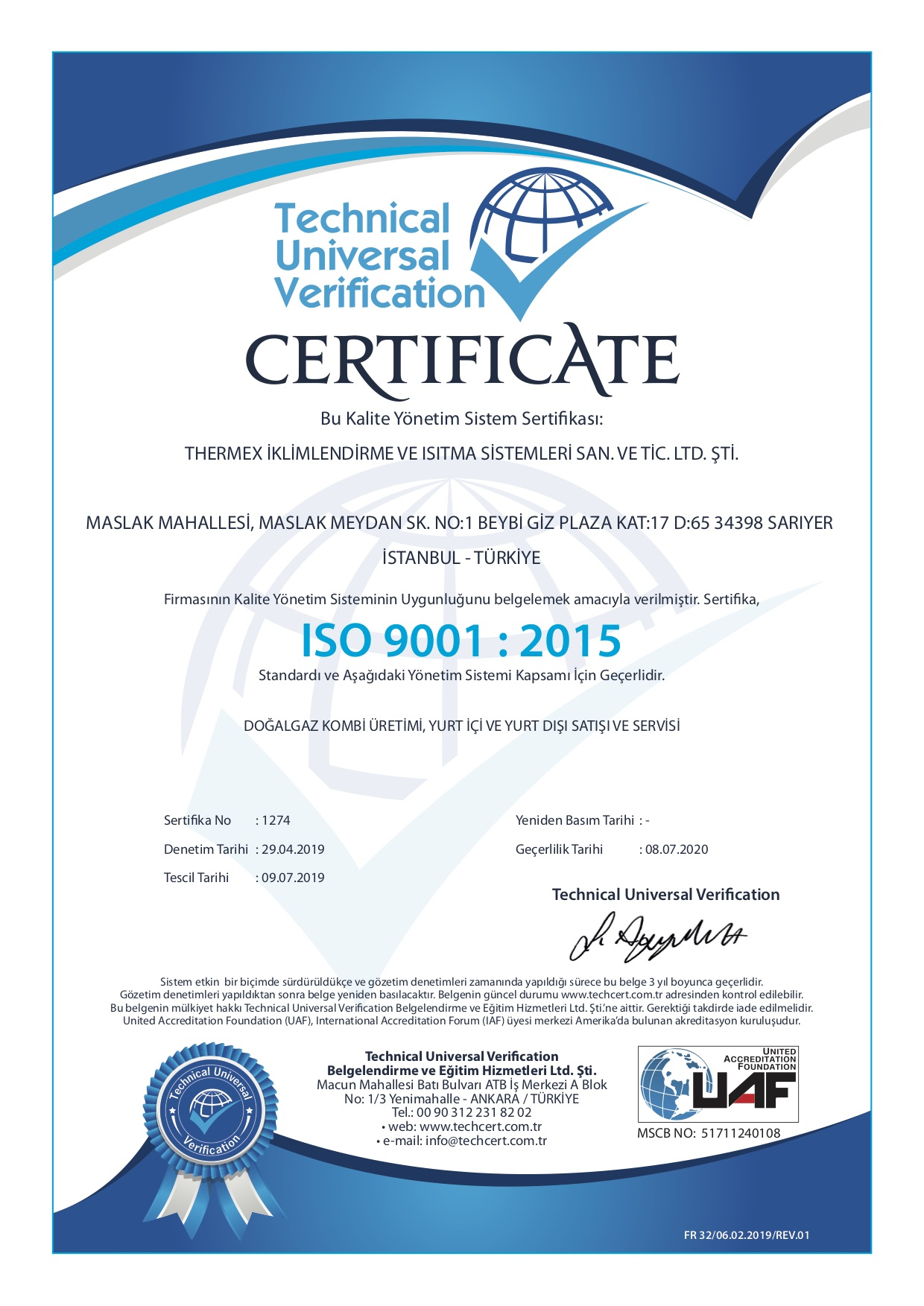 ISO-9001-TR