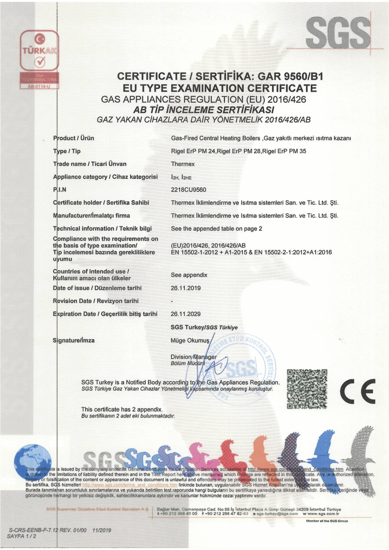 S-CRS-EE-F-31-Certificate-REV0200-thermex-RIGEL